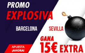 promo explosiva suertia 15€ extra
